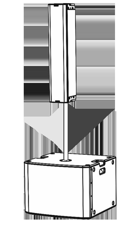 Sub-918 варіант інсталяції
