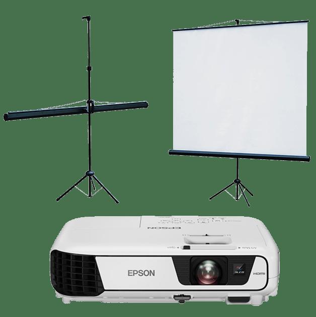 Аренда проектора и экрана в Полтаве